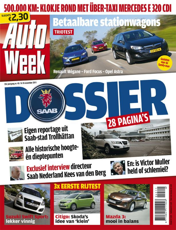 AutoWeek 45 2011