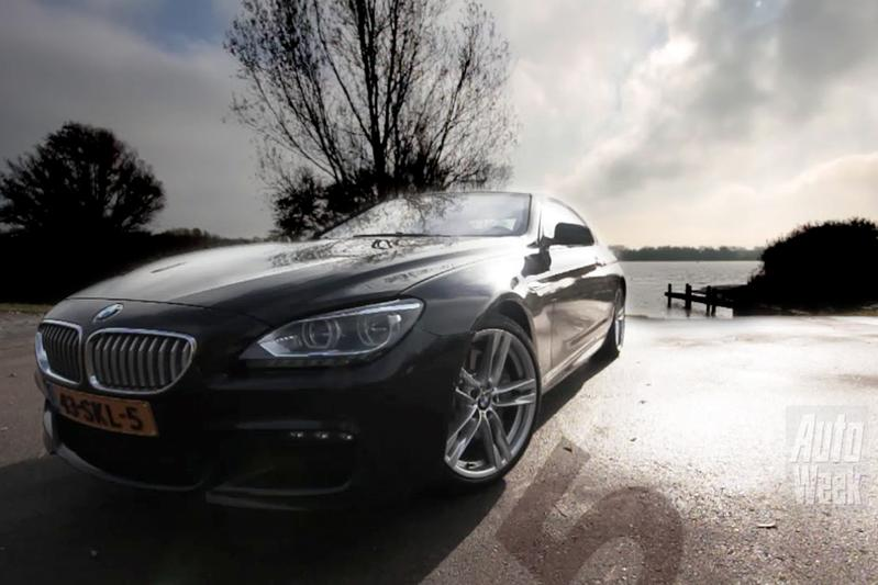 Rij-impressie BMW 650i Coupé