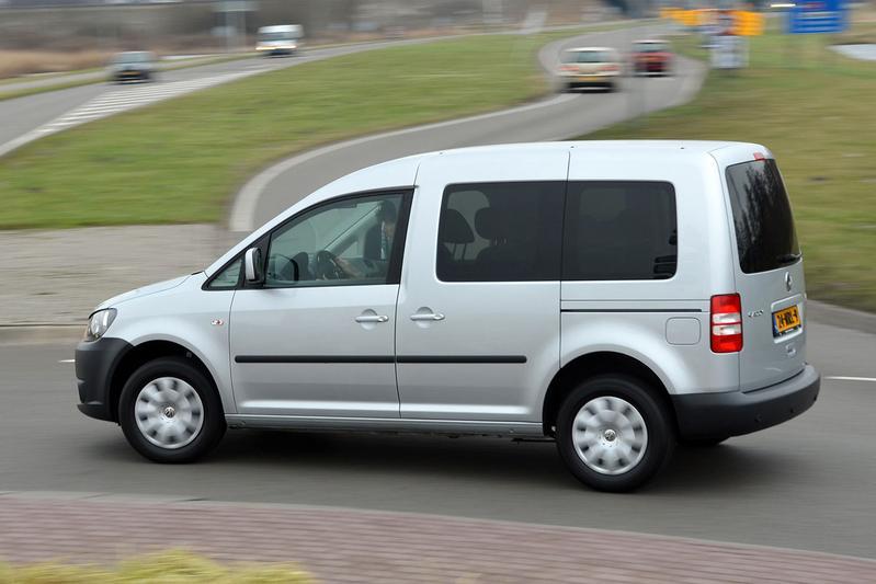 Volkswagen Caddy Combi 1.6 TDI 102pk BlueM. T. Trendline (2011)