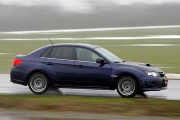 Subaru WRX STI Sport Executive (2011)