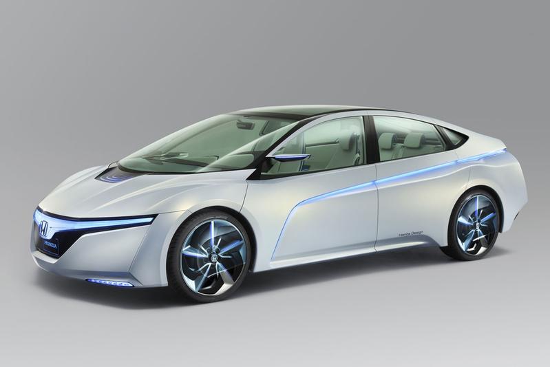 Honda AC-X Concept is next-gen plug-in hybride