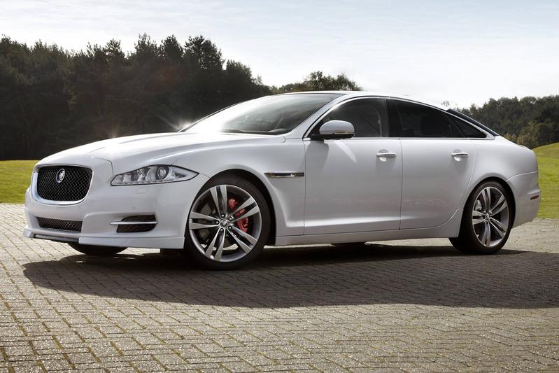 Sport en Speed Pack voor Jaguar XJ
