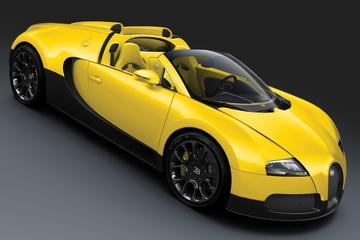 Bugatti's in oosterse stijl