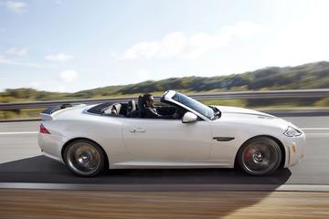 Jaguar XKR-S ook als Convertible