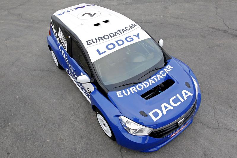 Dacia Lodgy Glace: voorbode nieuwe Dacia MPV