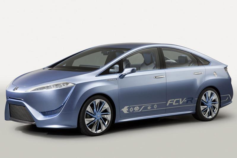 Toyota komt in 2015 met waterstof-sedan