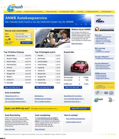 Auto Kopen Via De Anwb Autoweek Nl