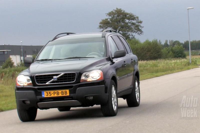 Klokje rond: Volvo XC90 D5