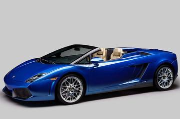 Lamborghini Gallardo LP550-2 Spyder: RWD!