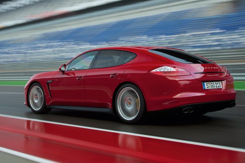 Porsche Panamera GTS: steeds zelfverzekerder
