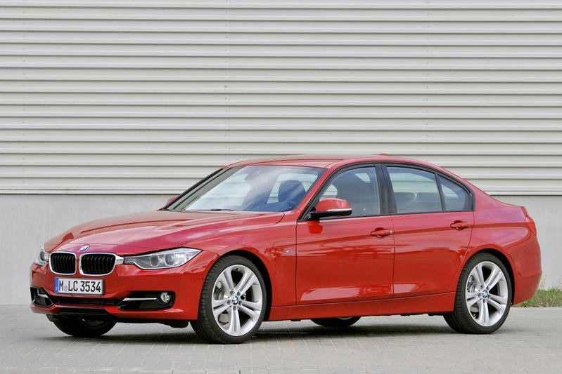 BMW 320d EfficientDynamics Edition High Executive (2014) #4