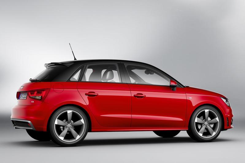 Audi A1 Sportback moet voor impuls zorgen