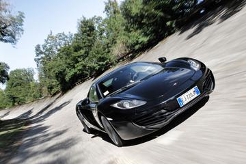 McLaren past MP4-12C aan