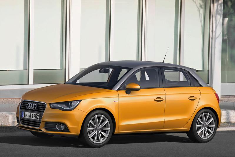 Audi A1 Sportback heeft prijzen