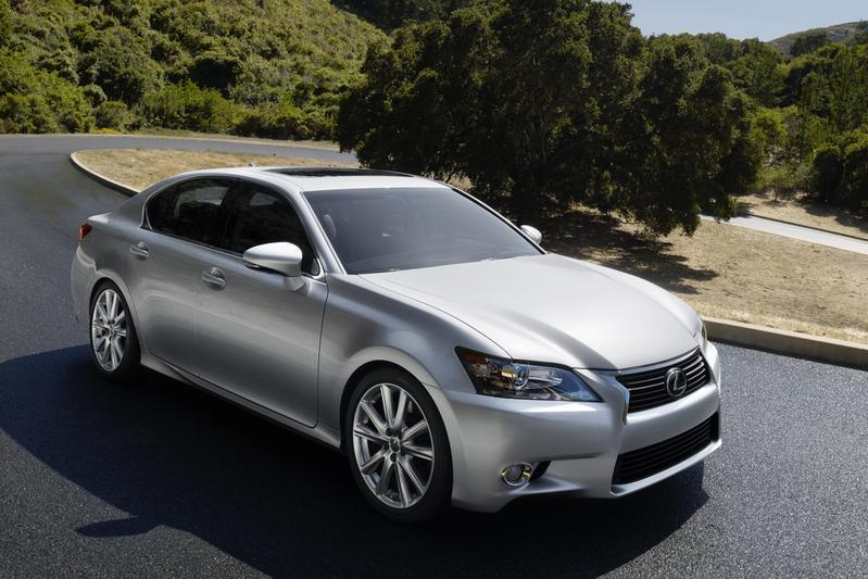 Lexus bezig met coupé van nieuwe GS