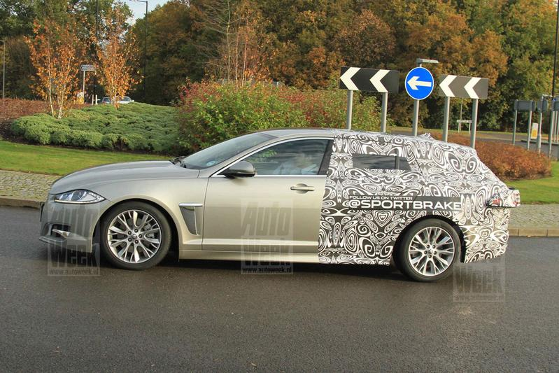 Dus toch: Jaguar XF Sportbrake