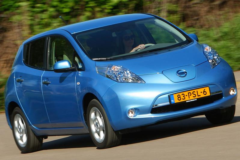 Nissan Leaf (2011)
