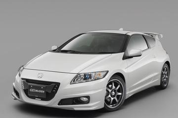 Honda CR-Z iCF geeft CR-Z eindelijk krachtinjectie