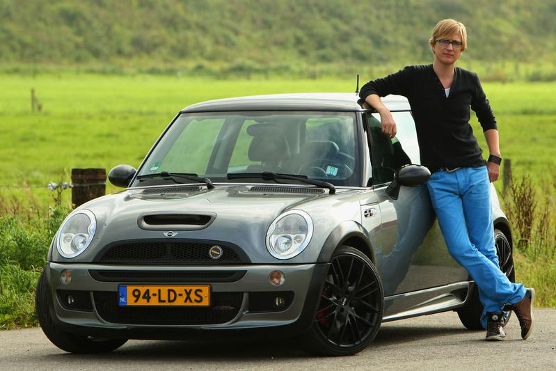 Klokje rond - Mini Cooper S Works