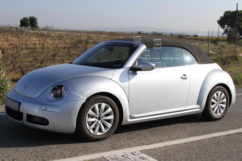 Volkswagen Beetle past zomerkleding