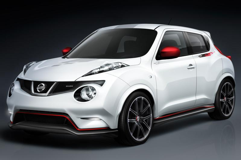 Nissan Juke Nismo is voorbode snelle Juke