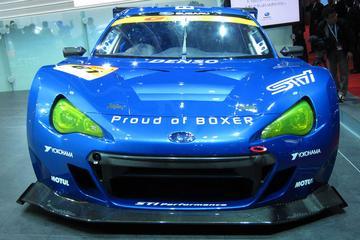 Nu al klaar voor het circuit: Subaru BRZ GT300