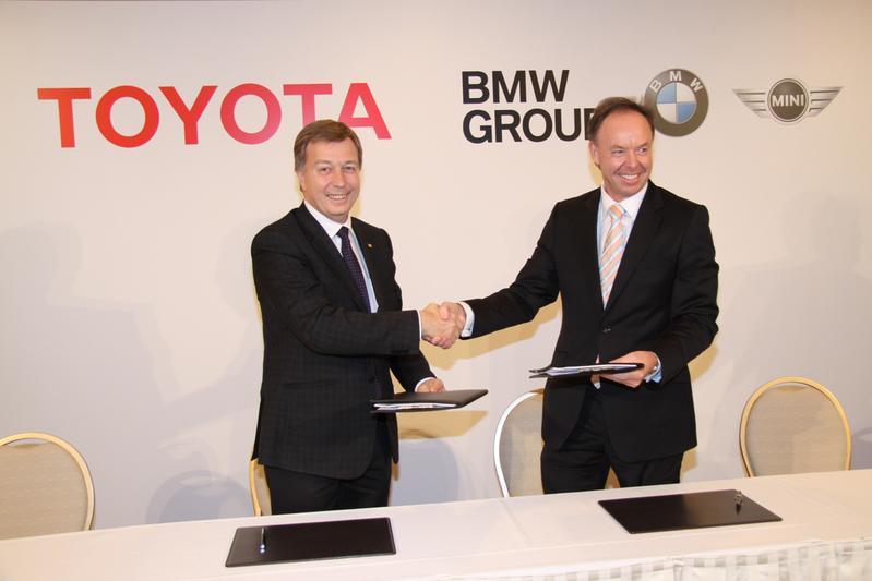 Definitief: BMW en Toyota werken aan sportauto