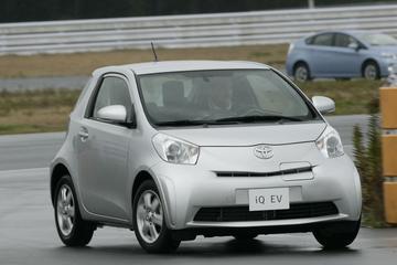 Gereden: Toyota iQ EV