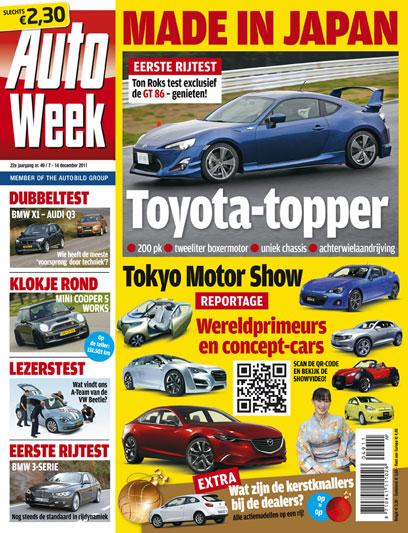 AutoWeek 49/2011