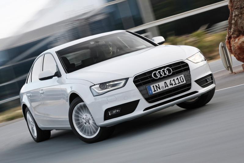 Rij-impressie Audi A4