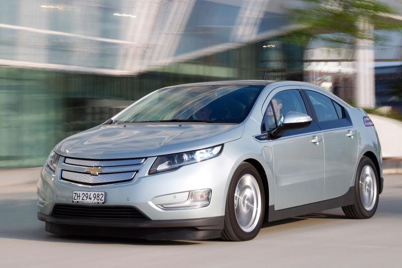 Prijslijst Chevrolet Volt aangevuld