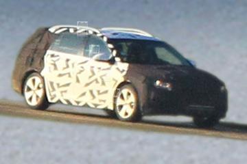 Chevrolet Cruze Wagon in april *update*