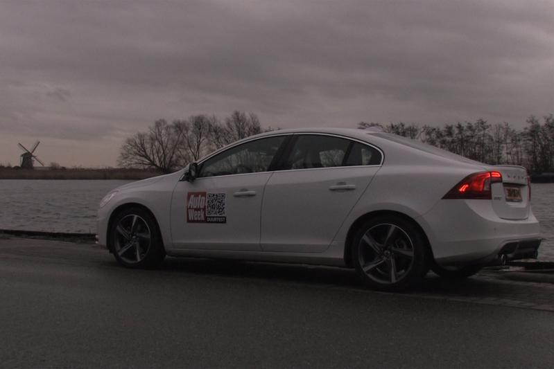 Welkom duurtest - Volvo S60 Drive