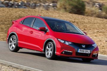 Honda Civic 1.4 Comfort (2015)