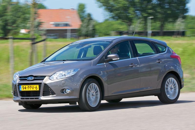 Ford Focus 1.6 TDCi 115pk Titanium (2011)