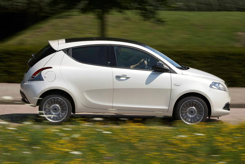 Lancia Ypsilon Twin-Air 85 Platinum (2011)