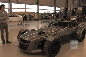 In detail: Donkervoort D8 GTO