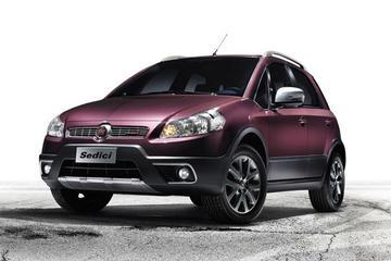 Fiat Sedici voor minder in het nieuwe jaar