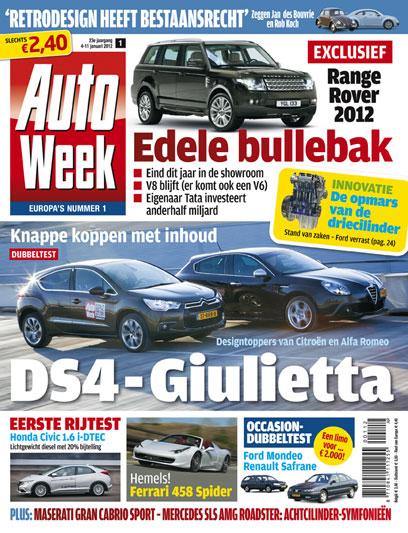 AutoWeek 01 2012