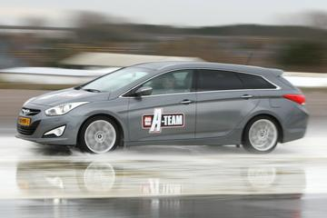 Nieuw AutoWeek A-team test Hyundai i40