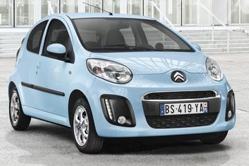 Facelift Friday: Citroën C1