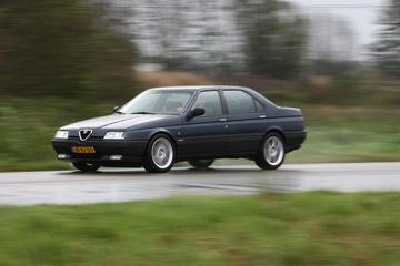 Klokje rond: Alfa Romeo 164 3.0 V6