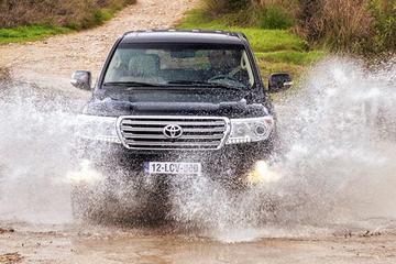 Opzij voor de vernieuwde Toyota Land Cruiser