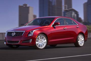 Cadillac ATS zet voet op Europese bodem