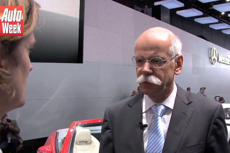 Daimler-baas ziet herstel Europese automarkt