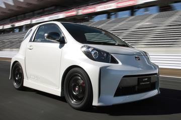 Toyota iQ 130G MT: 130 pk!