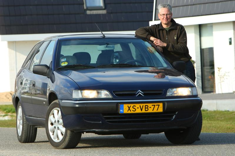 Klokje Rond: Citroën Xantia Break 2.0 HDI