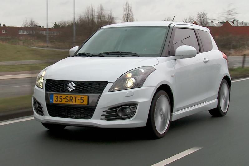 Rij-impressie Suzuki Swift Sport