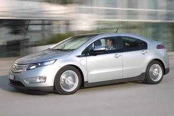 Chevrolet vergroot EV-actieradius Volt naar 60 km
