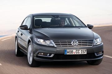 Volkswagen prijst CC